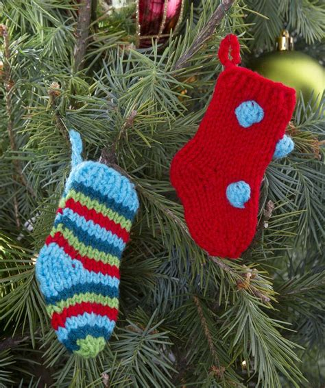 pattern for small knitted christmas stocking little knit stockings pattern knitting christmas