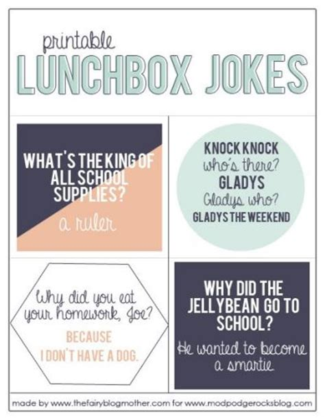 printable family jokes 20 free printable lunch box notes and jokes about family