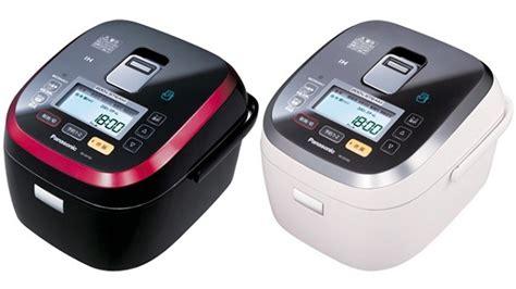 Rice Cooker Panasonic Terbaru panasonic sr sx2 rice cooker yang dikontrol dengan smartphone android jagat review