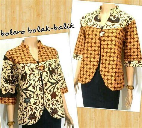 Bolero Batik Bolak Balik 01 29 best batik images on styles and hijabs