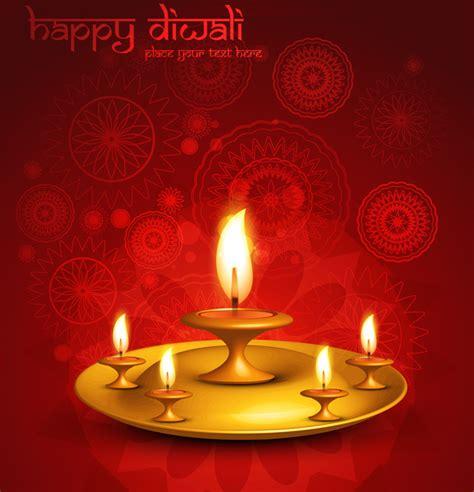 Diwali L Images Free by Diwali Colorfu Card Decorativel Background Vector Free