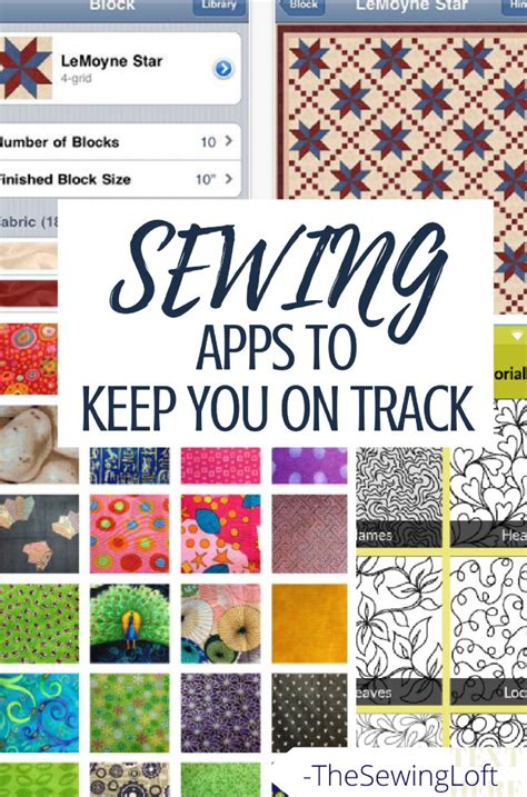 sewing pattern app sewing apps help you streamline the sewing loft