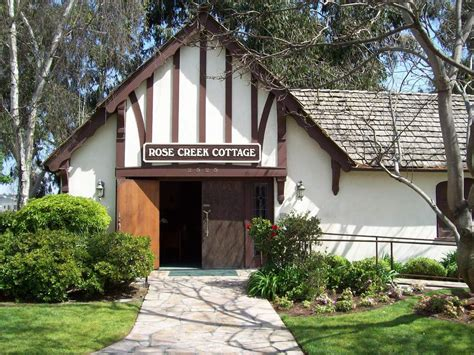 cottage san diego creek cottage wedding venues vendors wedding mapper