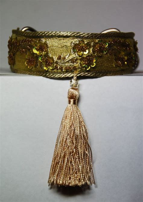 Greyhound Collars Handmade - 17 best images about collars on tassels