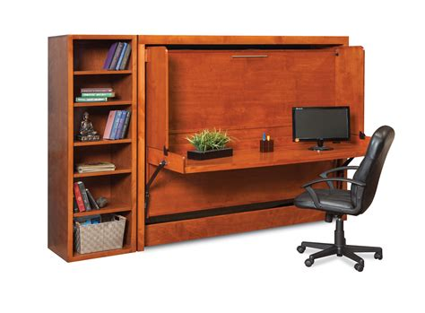 murphy beds with desk wall bed with desk image of murphy bed with desk this