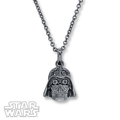 25 Wars Darth Vader Necklace Kalung Fandom Import Murah new jewelry from jewelers the kessel runway