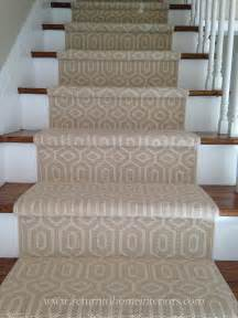 Different Color Carpet On Stairs by Choosing A Stair Runner Some Inspiration And Lessons