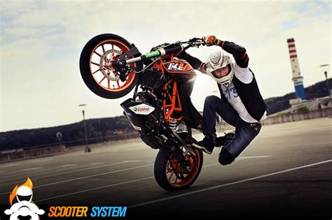 125er Motorrad Tuning by Ktm Duke 125 For Stunt