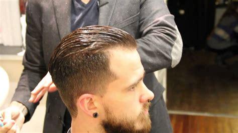 pompadour haircut   cut  pompadour haircut