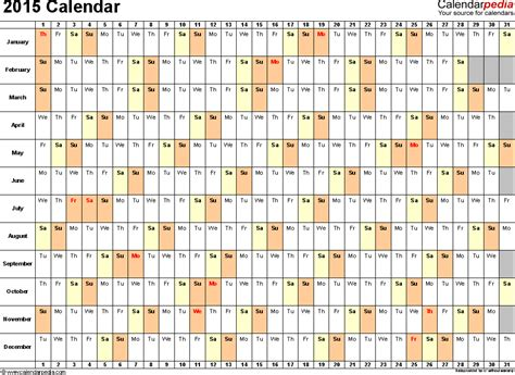 excel holiday calendar calendar template word