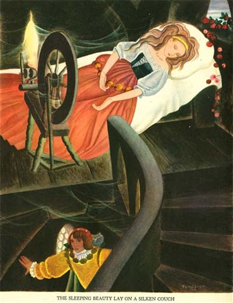 house of the sleeping and other stories vintage international books gustaf tenggren and the classic golden book style