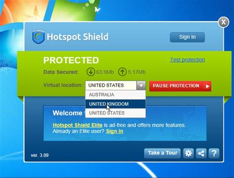 how to get full version of hotspot shield free download software l free download games l registered