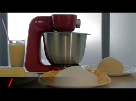 Bosch Küchenmaschine MUM 5 HomeProfessional   Doovi