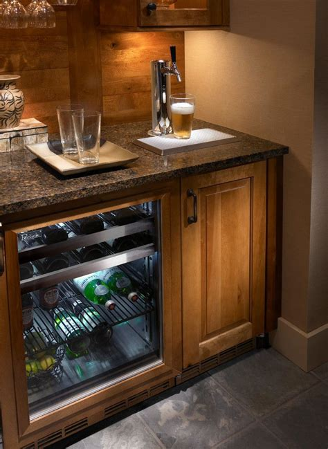 Basement Bar Refrigerator 25 Best Ideas About Bar Refrigerator On