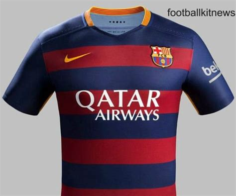 Barca Home New official new barcelona 15 16 barca home away kits