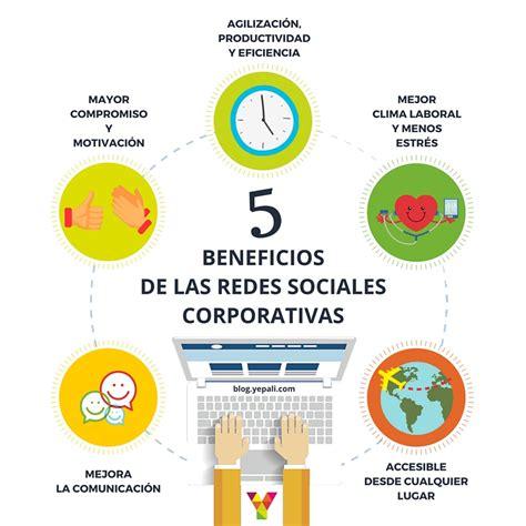 hacer imagenes para redes sociales 5 beneficios de las redes sociales corporativas