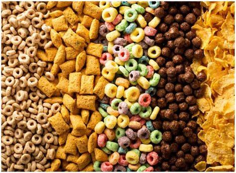 tripotassium phosphate  trisodium phosphate  cereals