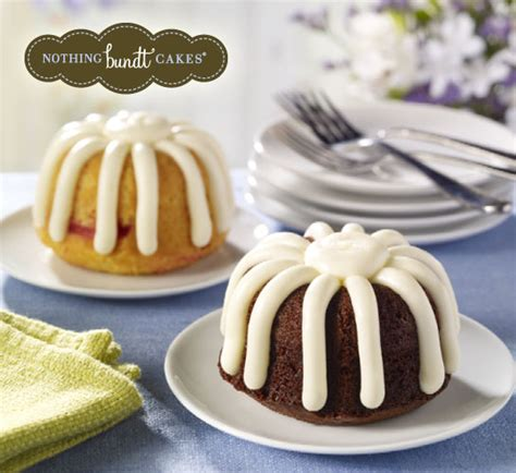 nothing bundt cakes deal from e foodie