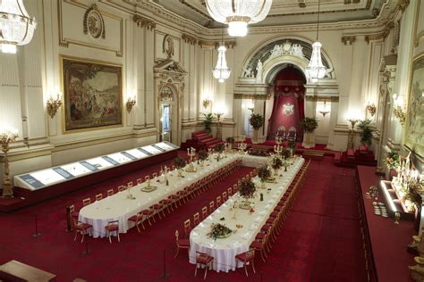How Many Rooms In Buckingham Palace by Buckingham Palace The State Rooms Catherine S Cultural