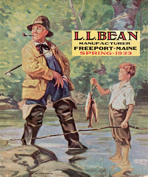 Ll Bean Covers by L L Bean Recreates Vintage Catalog Cover Shoot With Randal