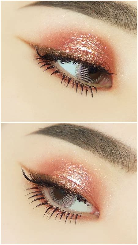 Pac Color Festival Eye Shadow metallic festival eye makeup zwinnieyap