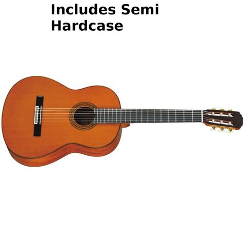 yamaha gc12c handcrafted classical guitar cedar from