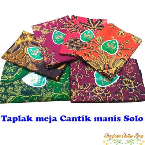 Taplak Meja Batik Peta Indonesia taplak meja batik murah taplak meja tamu kantor