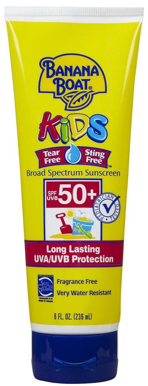 banana boat natural sunscreen ingredients banana boat ingredients
