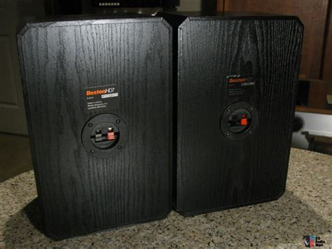 boston acoustics hd 7 bookshelf speakers photo 1230639
