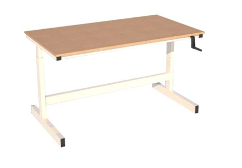 Workbench Stools Adjustable by Adjustable Height Workbench Packing Tables By Spaceguard
