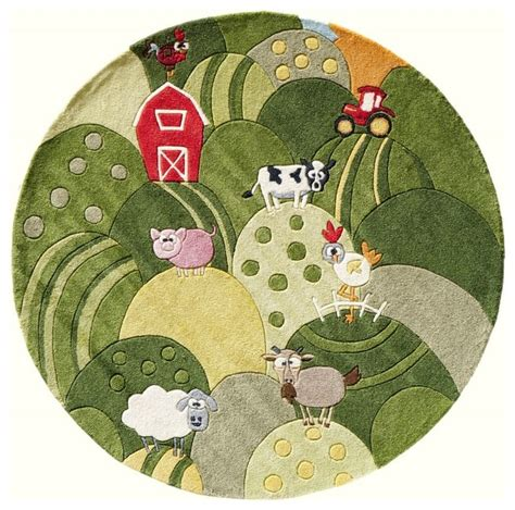 lil mo whimsy 5 grass area rug