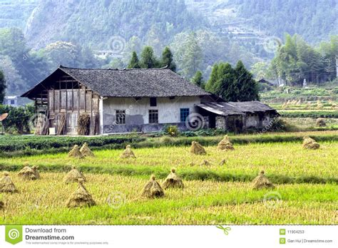 ranch farmhouse old house in the farm stock image image of farmhouse