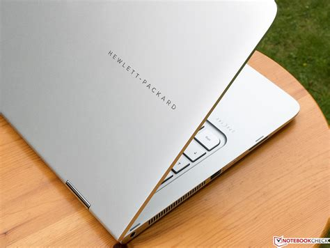 HP Spectre 13 x360 Convertible Review   NotebookCheck.net