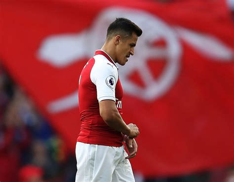 alexis sanchez reaction alexis sanchez reacts to being subbed on for arsenal