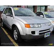 2002 Saturn VUE In Silver  811476 NYSportsCarscom