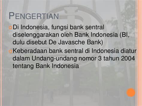 undang undang bank indonesia undang undang perbankan di indonesia krisis moneter