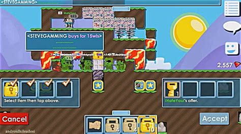 growtopia mod apk growtopia hilesi android apk programli