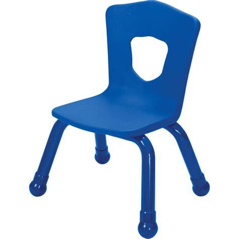 Brite Rite Furniture by Best Rite 34518 Brite Chair Royal Blue Set Of 4 34518