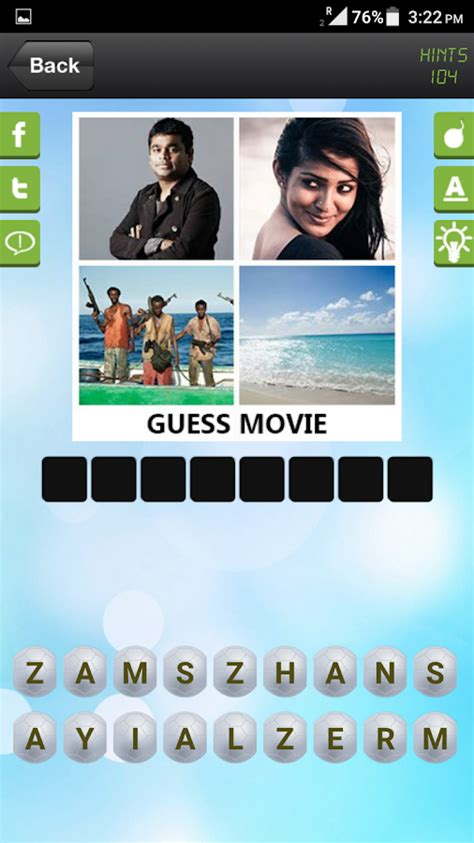 film connections quiz the connection game tamil android apps on google play