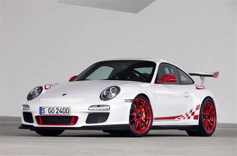 Porsche 911 GT3 RS technical details, history, photos on Better Parts LTD