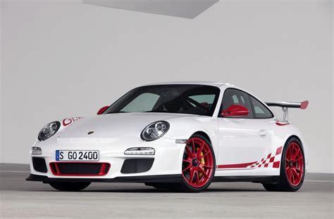 Porsche 911 GT3 RS technical details, history, photos on Better Parts LTD