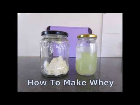 Whey Kefir how to make kefir whey a starter culture