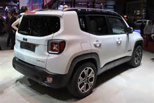 Jeep 2016 Price 2016 Jeep Renegade Review Price Concept Specs Trailhawk