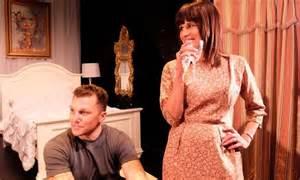 Sean avery has complete breakdown during rehearsals for off broadway