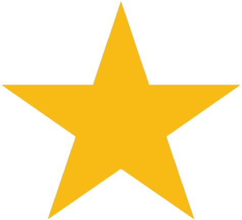 free printable yellow stars picture of gold star clipart best