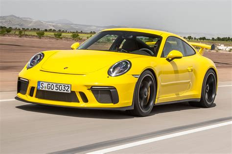 first porsche 2018 porsche 911 gt3 first drive review as you like it