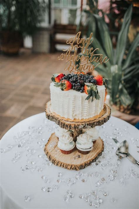 whole foods wedding cakes best 25 wood cake stands ideas on rustic