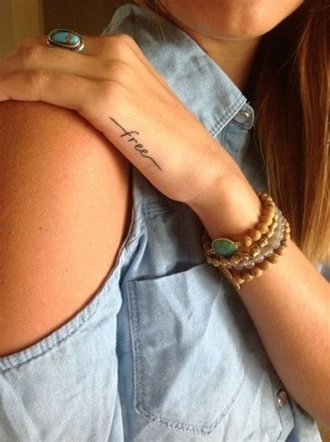 one word tattoo 40 powerful one word ideas