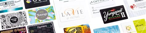 Gift Card Accessories - gift card holders gift cards from plastic printers