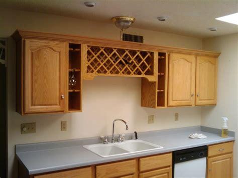 custom built wine rack sink portfolio minuteman refinishing kitchens pinterest wine projects sinks